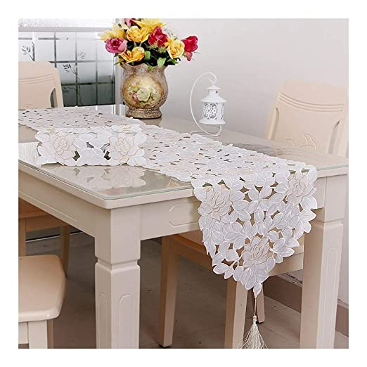 Yuhualiyi123 Partido Easy Clean Impermeable Lavable Inicio Floral ...