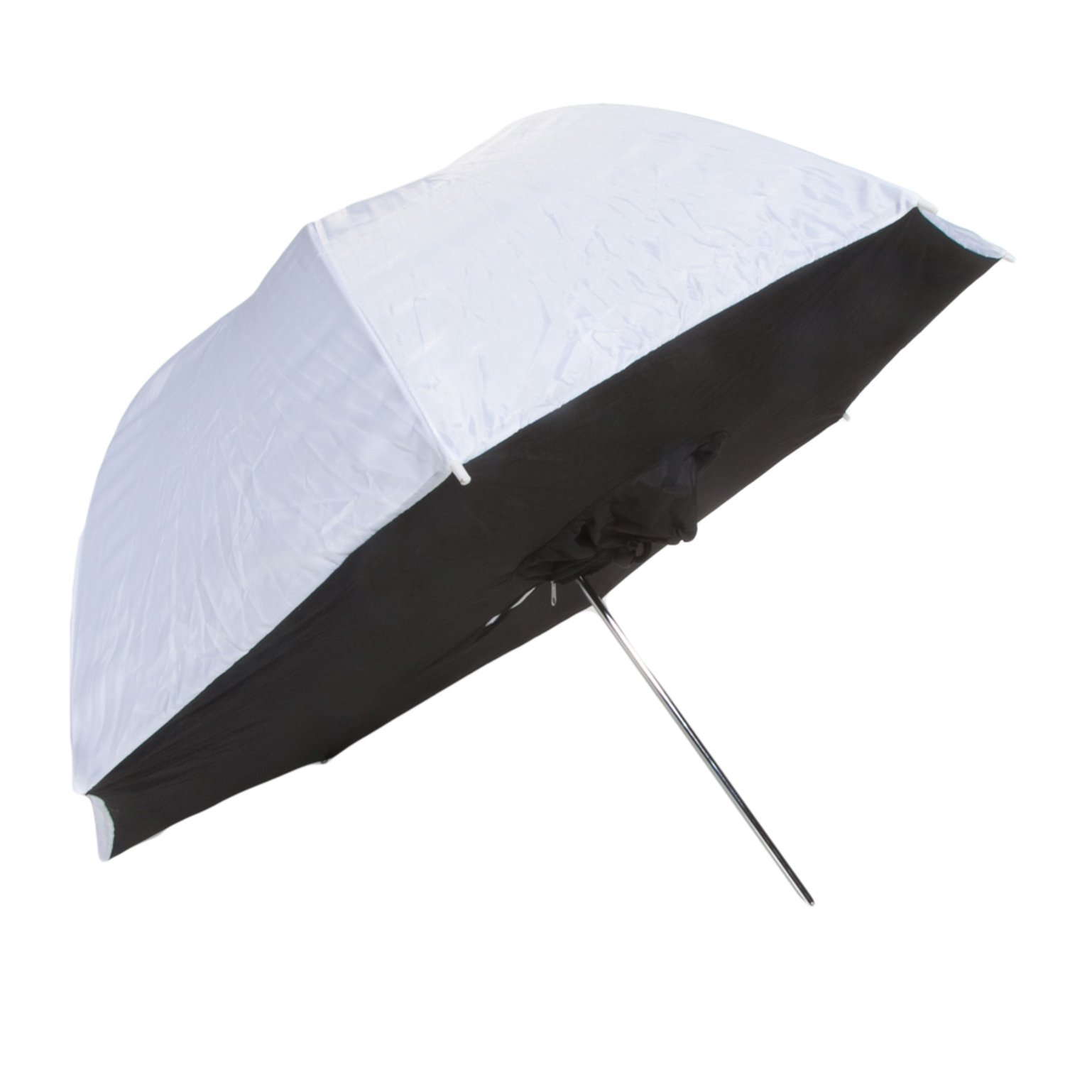 StudioPRO 43 Inch White on Black Photography Studio Brolly Box