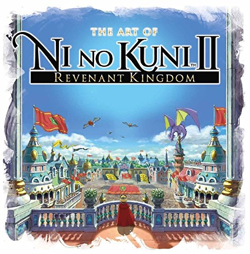 Pdf download the art of ni no kuni ii revenant kingdom by titan pdf download the art of ni no kuni ii revenant kingdom by titan books full pdf read fandeluxe Choice Image