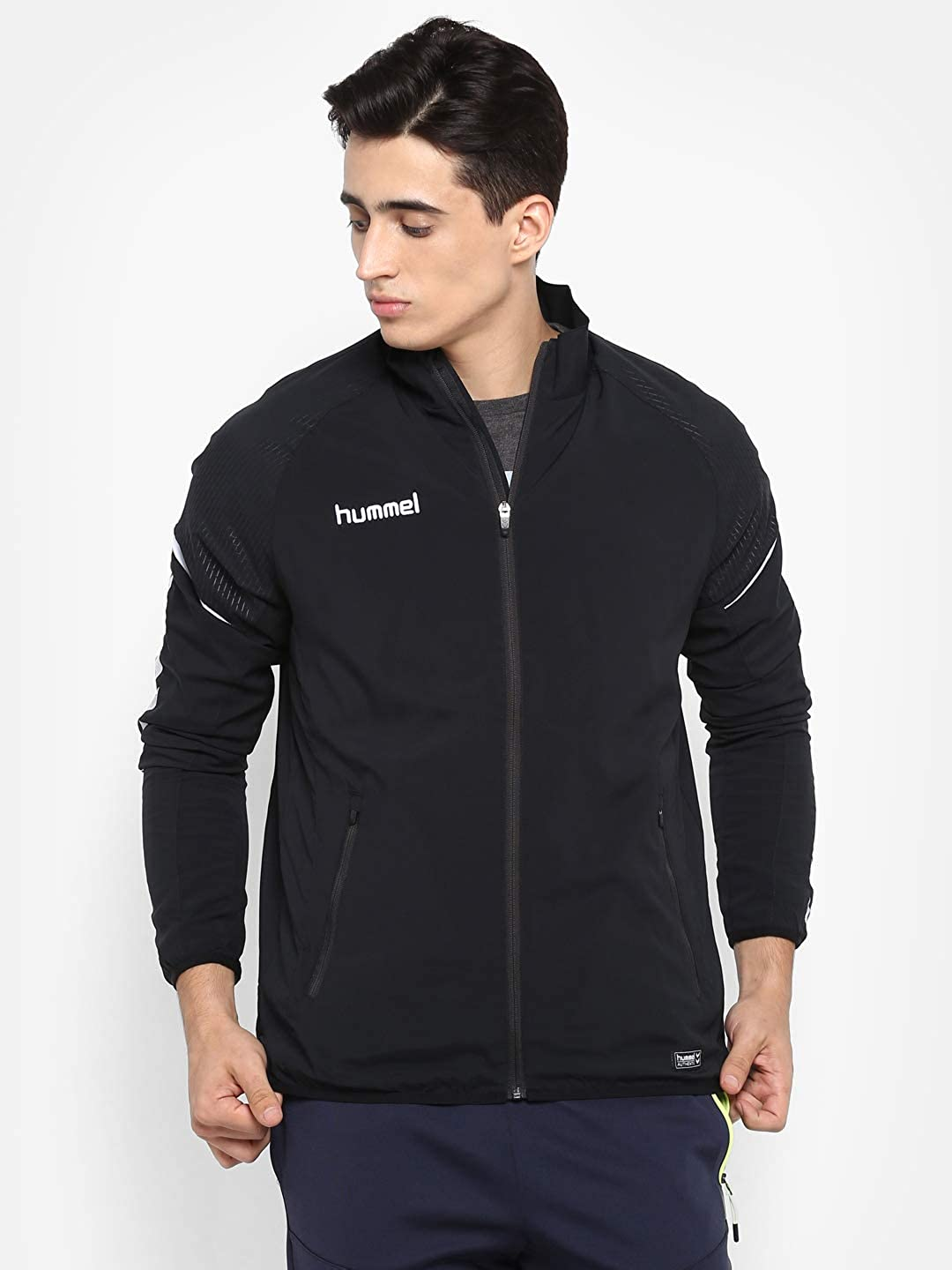 Charge Micro Zip Jacket Homme hummel Auth