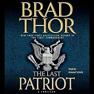 The Last Patriot Audiobook