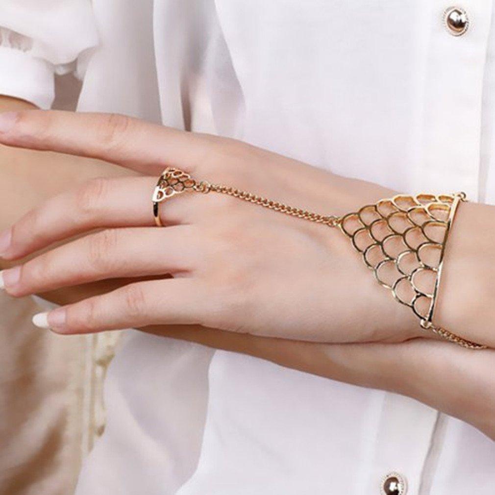 LDUDU Mode Belle Argent /él/égant Bracelet Femmes Bracelet 13 Pendentif Bijoux Saint Valentin Cadeau pour Les Femmes Fille