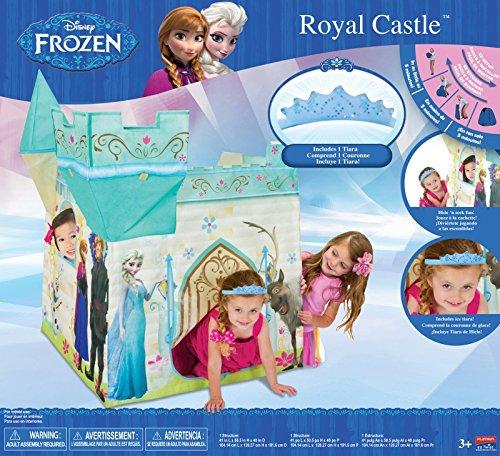 Amazoncom Playhut Frozen Royal Castle Toys Games
