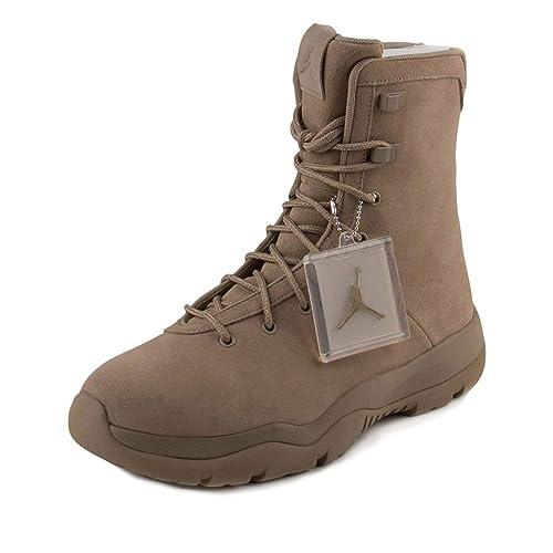 66be7cb855f Nike Mens Jordan Future Boot EP Khaki Suede Size 11  Amazon.ca ...