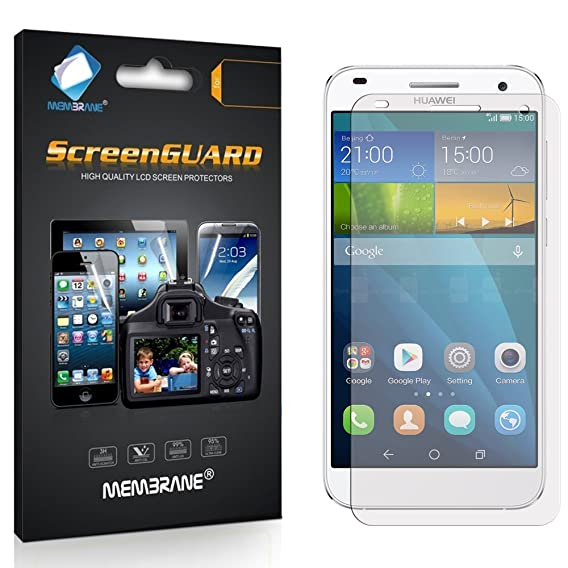 huawei ascend g7. 3 x membrane screen protectors for huawei ascend g7 (g7-l01, g7-