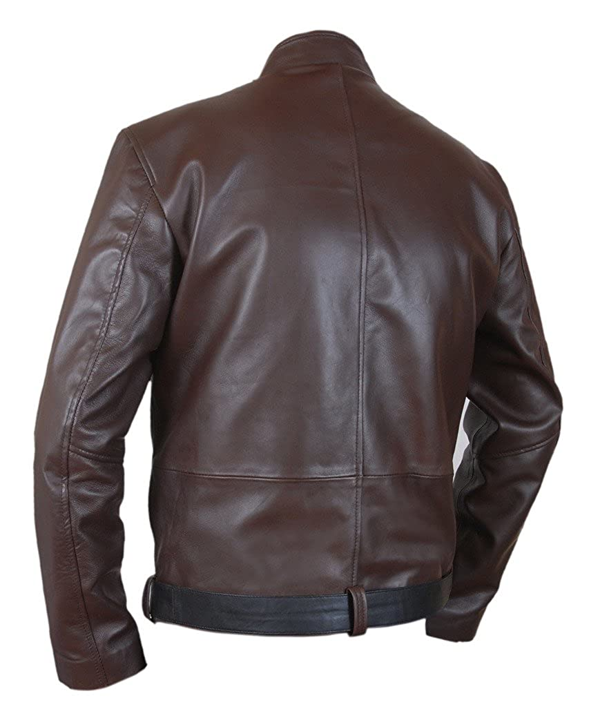 9a63f0e0 ... Brown F&H Men's Flash Season 2 Jay Garrick Teddy Sears Sears Sears  Jacket 25c0d8