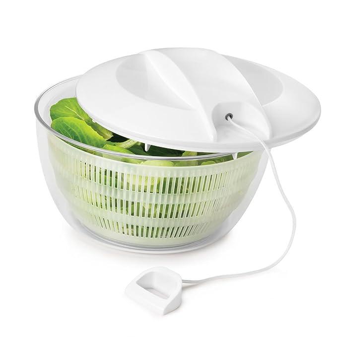 Compra Metaltex 252155 - Centrifugadora para ensaladas, diámetro ...