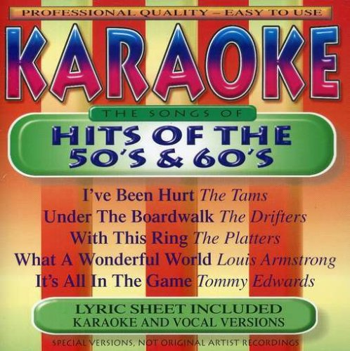 Karaoke: Hits of the 50's & 60's (60's Karaoke)