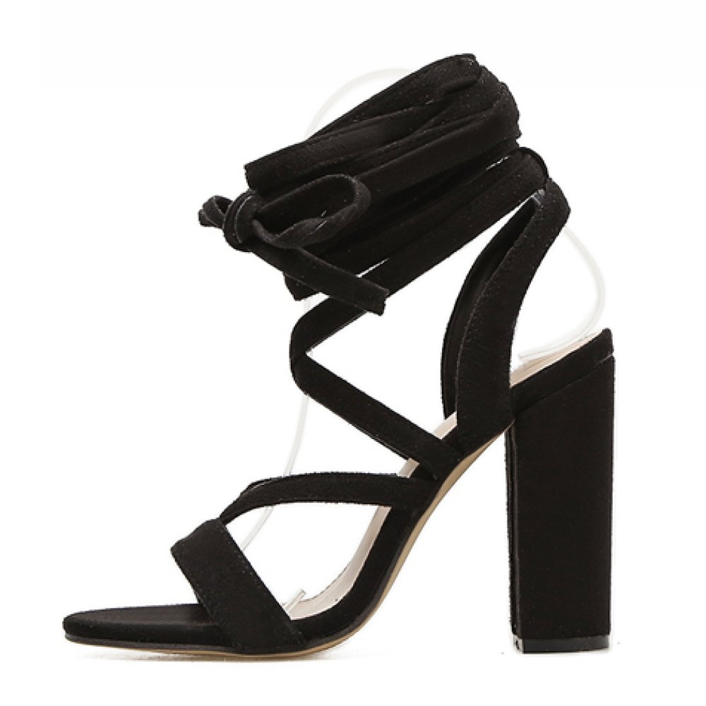 ZPFME Frauen Satin Block High Heels Sexy Sexy Sexy Knöchelriemen Römischen Sandalen Schuhe Damen Peep Toe Kleid Schuhe Party Hochzeit Riemchen Pumps 81f7aa