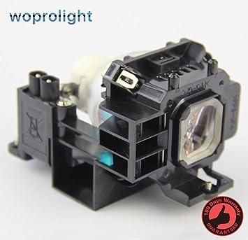 Woprolight NP07LP - Lámpara de repuesto con carcasa para ...