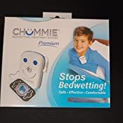 Amazon.com: Chummie Premium Bedwetting (enuresis) Alarma ...
