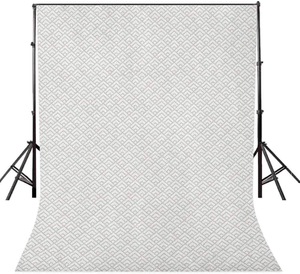 7x10 FT Christmas Vinyl Photography Background Backdrops,Snowman with Magic Wand and Fir Branches Covered with Snow Winter Night Background for Selfie Birthday Party Pictures Photo Booth Shoot