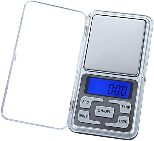 Jewelry and other Precious Objects Mini Precision Digital Scale ...
