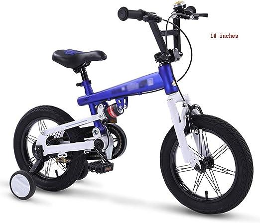 YUMEIGE Bicicletas Bicicleta for niños, Bicicleta for niños con ...