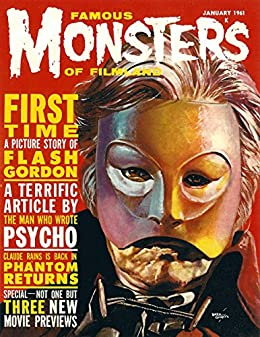 Famous Monsters of Filmland #10: Issue #10 by [Warren Publishing Company, Warren Publishing Company OnLine]