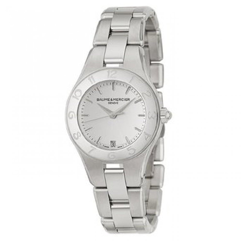 Baume & Mercier Linea Damen-Armbanduhr 10070