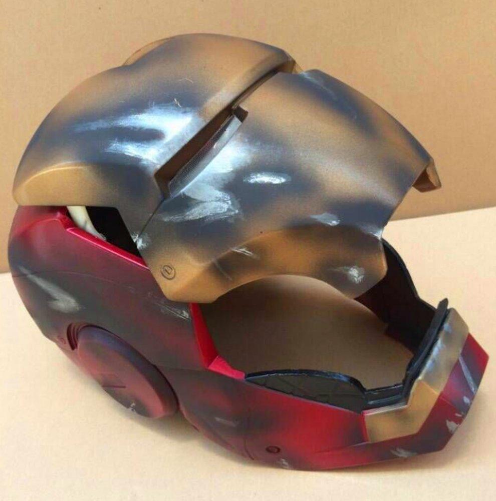 Gmasking Iron Man MK3 Wearable Cosplay Helmet 1:1 Battle Replica
