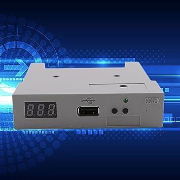 3.5 Pulgadas Profesional 3.5 Pulgadas USB DC5V simulador de emulador Externo Nuevo Roland 1.44 MB Teclado con Controlador de CD: Amazon.es: Electrónica