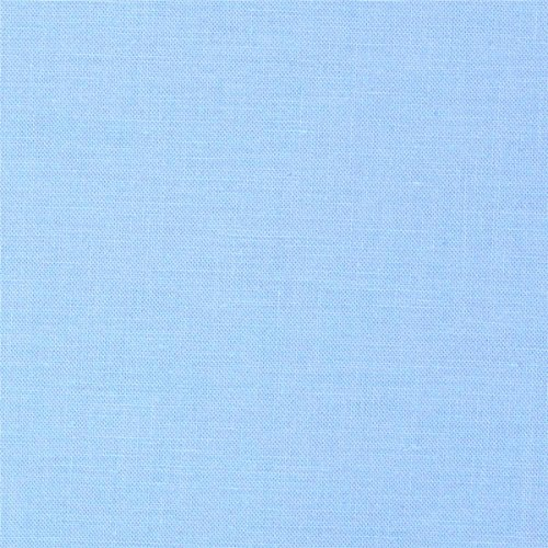 Robert Kaufman Kona Cotton Cornflower Fabric By The Yard