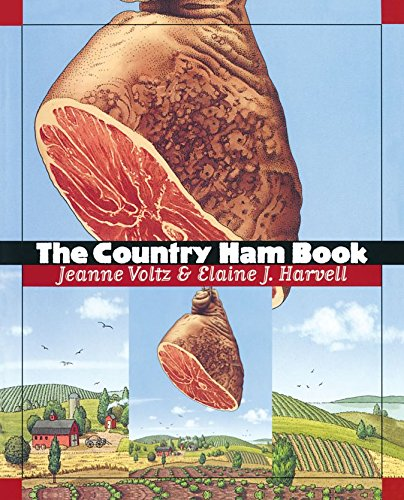 Country Ham Book Jeanne Voltz product image