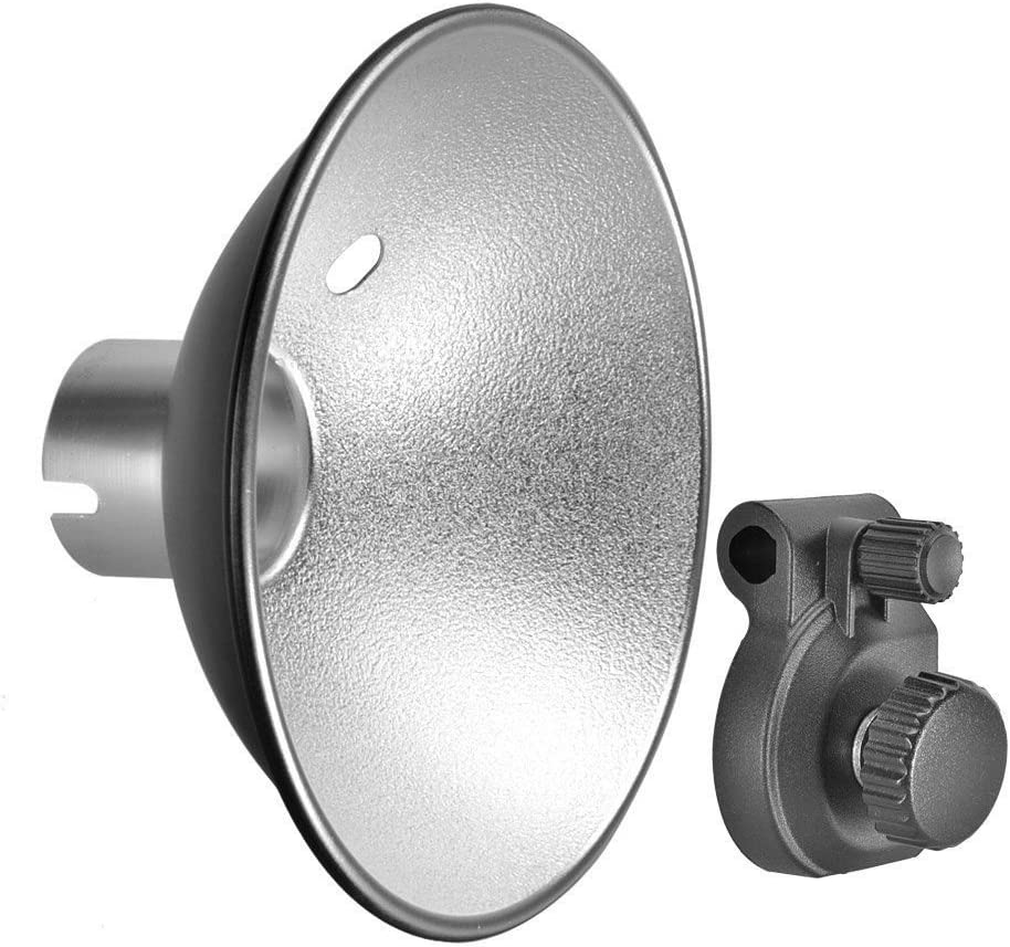 Market/&YCY AD-S2 Standard Reflector with Diffuser Filter for AD180 AD360II AD200 Flash