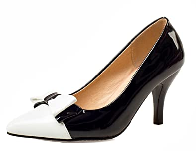 Office , Damen Pumps Schwarz schwarz