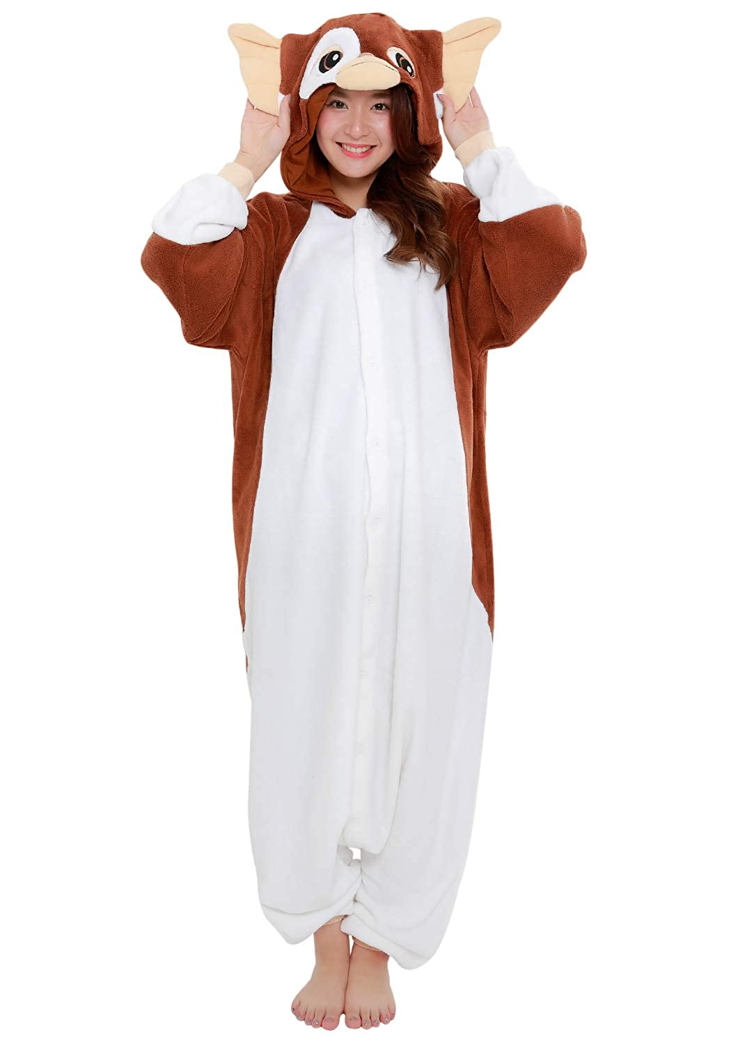 Disney Adults Onesie Kigurumi Costumes Angel Kigurumi (Adults) Sazac KG-2845