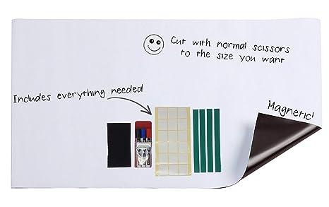 Amazon.com: Lautus Designs - Juego de pizarras magnéticas de ...