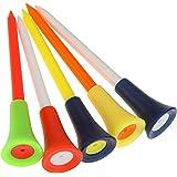 tees de golf 83mm Plastique durable 50pcs/sac