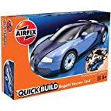 Airfix - Kit construcción coche Bugatti Veyron (Hornby CJ6008)