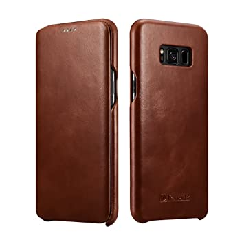 leather phone case for samsung s8