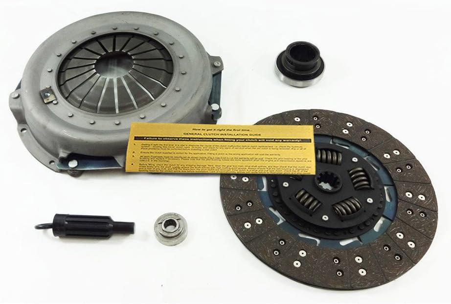 EFT PREMIUM CLUTCH KIT FOR 87-97 FORD F SUPER-DUTY F250 F350 F450 7.5L 8CYL 5 SPEED