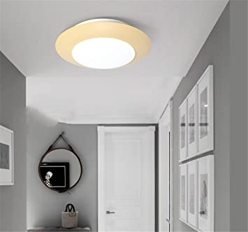 Wandun Lampe De Plafond Lumiere Blanche 10w Led Plafond Lampe
