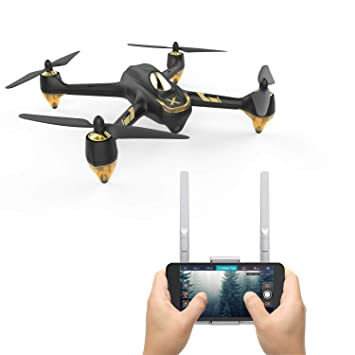 HUBSAN h501A X4 Air Pro Brushless Real de tiempo FPV GPS ...