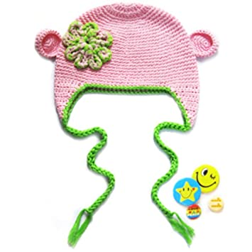 0c0cb70aef9 Image Unavailable. Image not available for. Color  KF Baby Animal Beanie Hat
