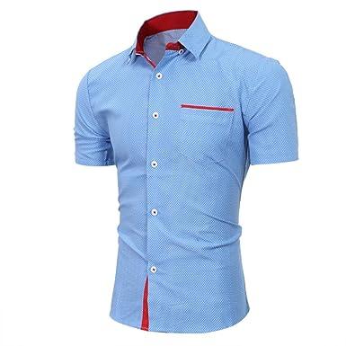 Kanpola Herren Poloshirt Einfarbig Polo Shirt Sweatshirt Unterhemden  Muskelshirt Tee Top Blouse b3ca90e792