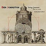 Ben Johnston: String Quartets Nos. 6, 7, & 8, Quietness