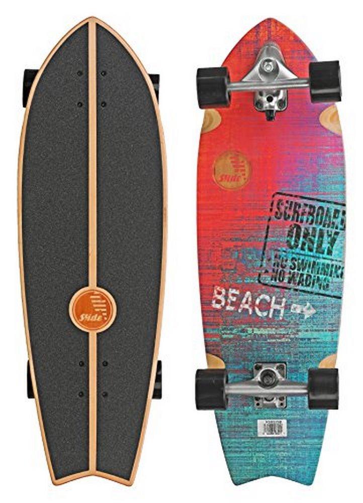 SLIDE Street Surf Skateboard Sunset Beach 32'' by SLIDE