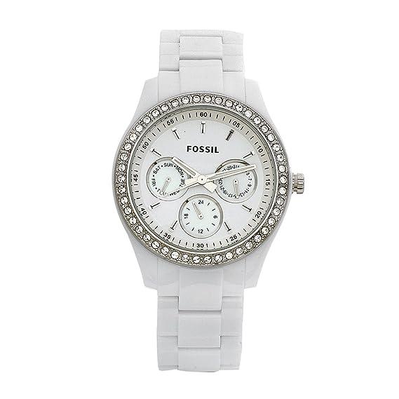 220642b74d8b Fossil ES1967 - Reloj de mujer con cronógrafo