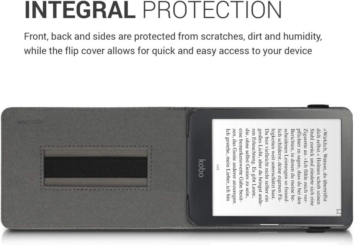 kwmobile Funda Compatible con e-Reader Kobo Clara HD: Amazon.es ...