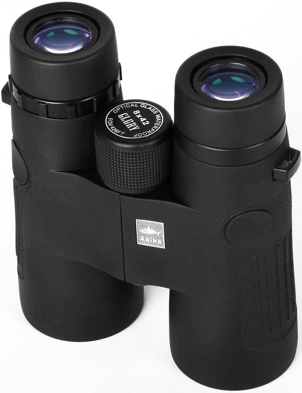 ウルトラHD双眼鏡、広い角度、8 x 42、100 %防水、Fogproof B07CWQD4W2