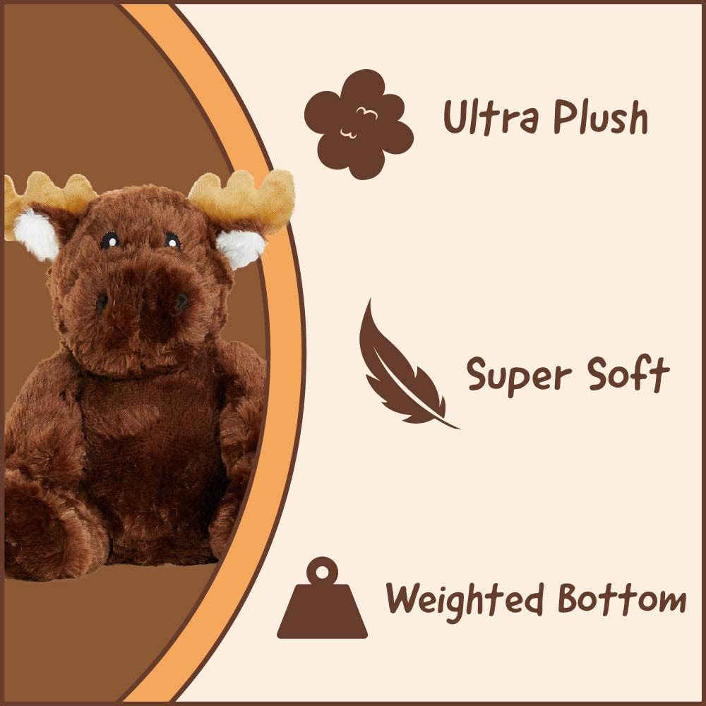Moose 14 Inch Squirrel Products Cuddle Mates Stuffed Animal Plush Toy