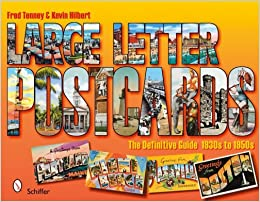 Large Letter Postcards: The Definitive Guide, 1930s-1950s: Fred ...