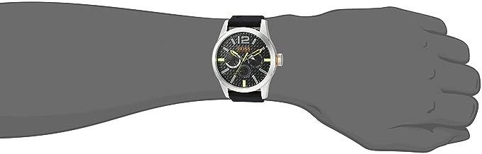 7523aec033b6 Hugo Boss Reloj para Hombre Paris Multieye Carátula Negra