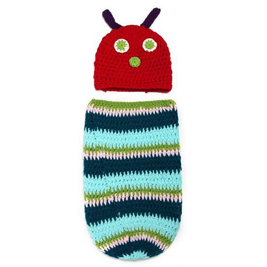 Amazon.com: Euone Sleeping Bag, Cute Baby Caterpillar Style Sleeping ...