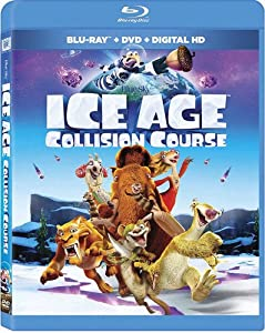 Cover Image for 'Ice Age: Collision Course [Blu-ray + DVD + Digital HD]'