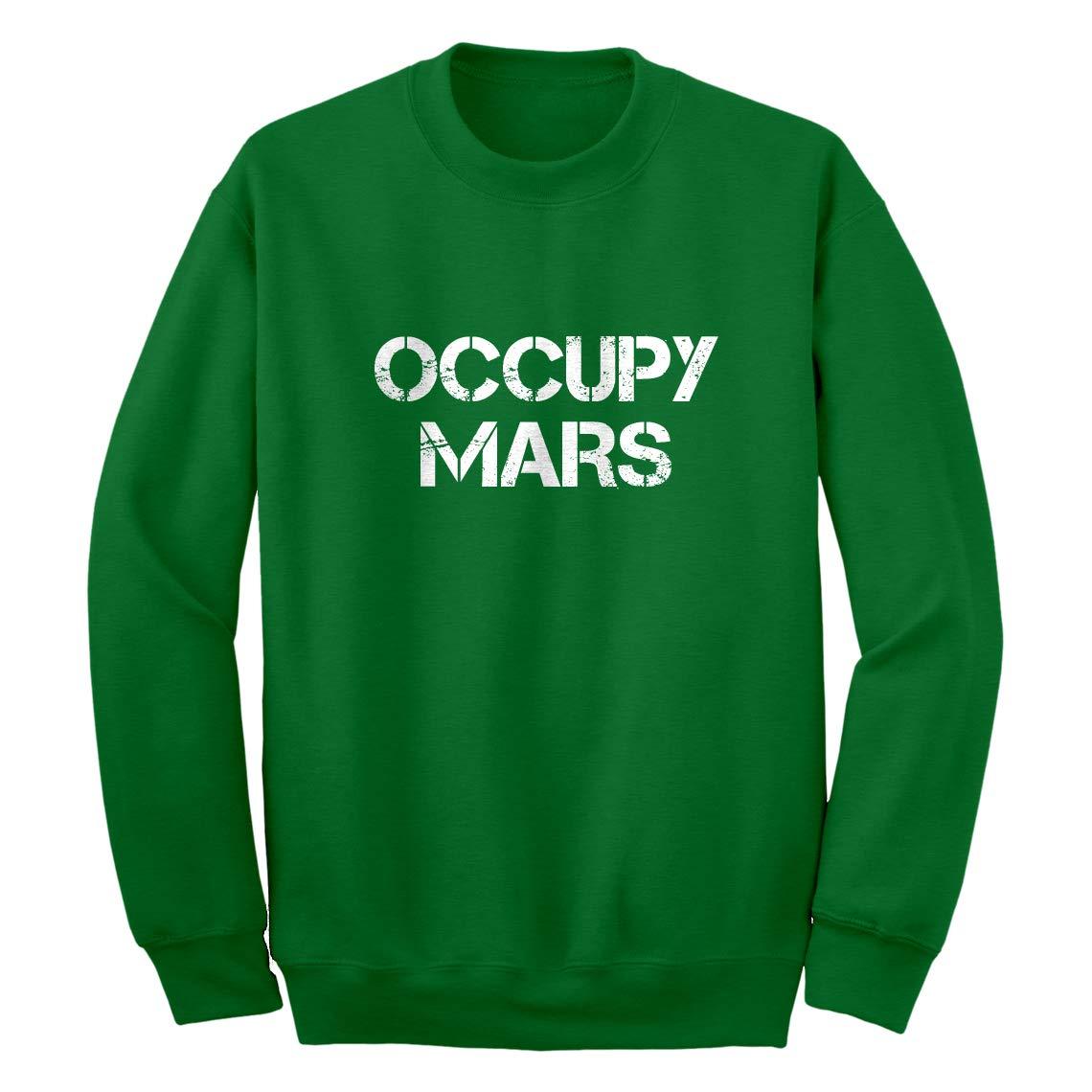 Indica Plateau Occupy Mars Unisex Adult Sweatshirt 3777-C