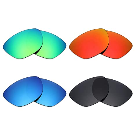 Mryok - Lentes polarizadas de repuesto para gafas de sol ...
