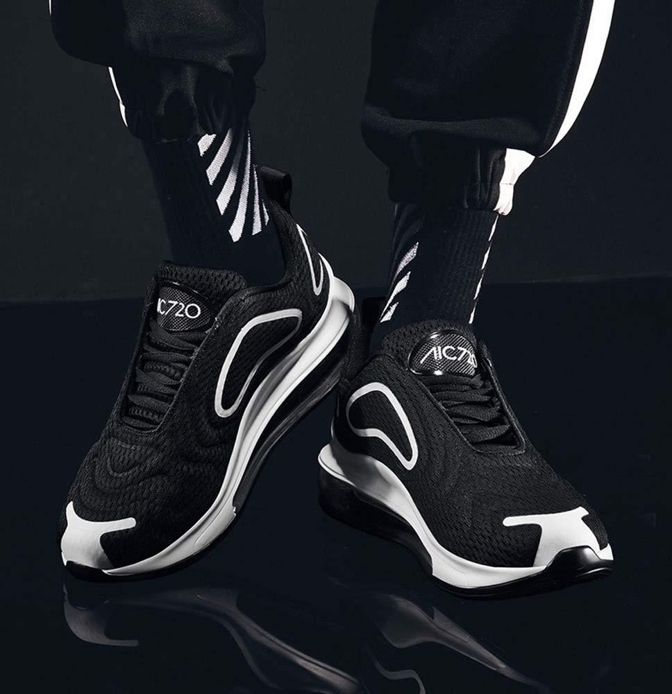 Herren Turnschuhe, langlebig und atmungsaktiv atmungsaktiv atmungsaktiv Klettern Schuhe Outdoor Laufschuhe Leichte Fitness Schuhe Unisex,schwarzWeiß,41EU 7997f8
