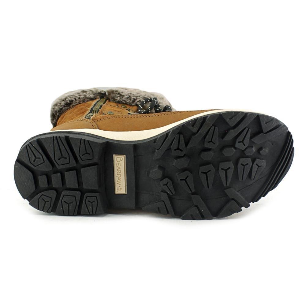 BEARPAW Women's Gwyneth Fashion Boot B01DK4M6FO M100 M US|Hickory